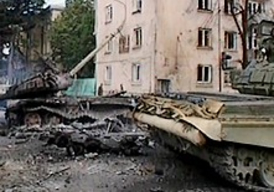 Tbilisi wants Israel to pressure Russia