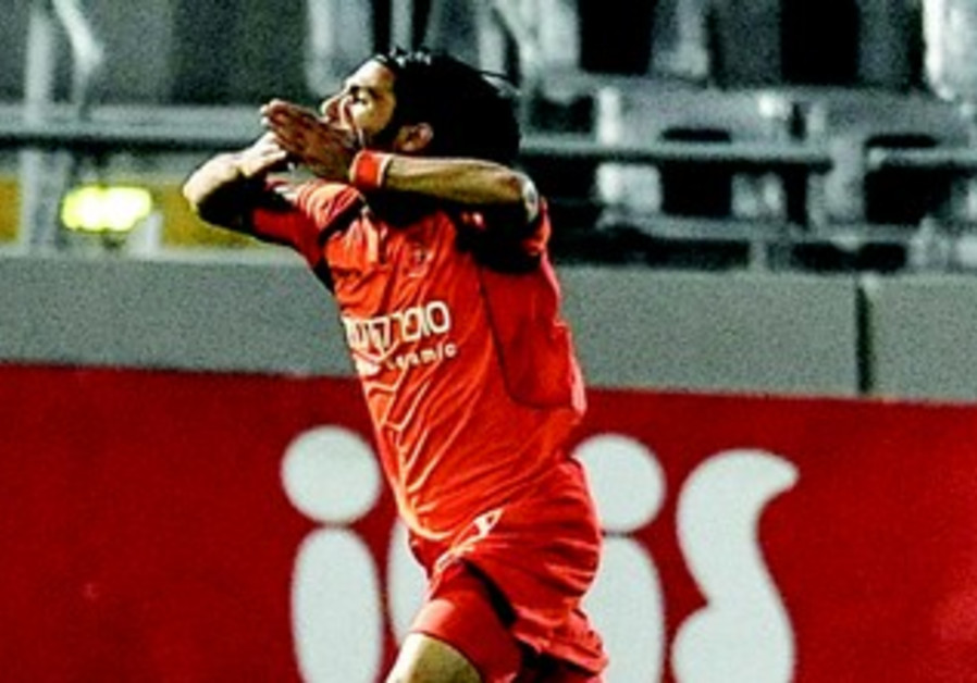 Bnei Yehuda striker Ohad Kadusi
