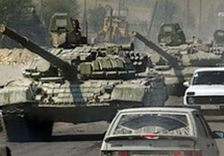 Russian army to learn from IDF Military Police