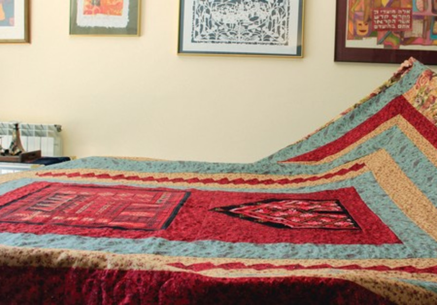 Amy Kronish quilts