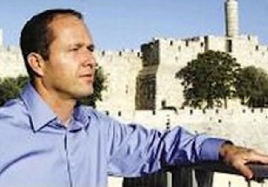 Barkat: We'll build new J'lem neighborhood