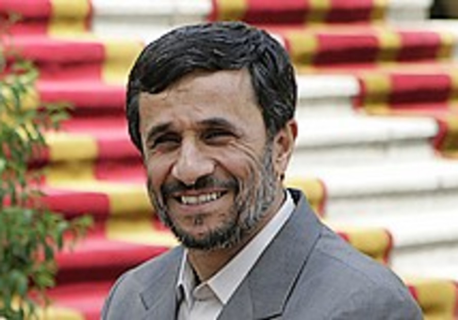 Iranian cleric blasts Ahmadinejad