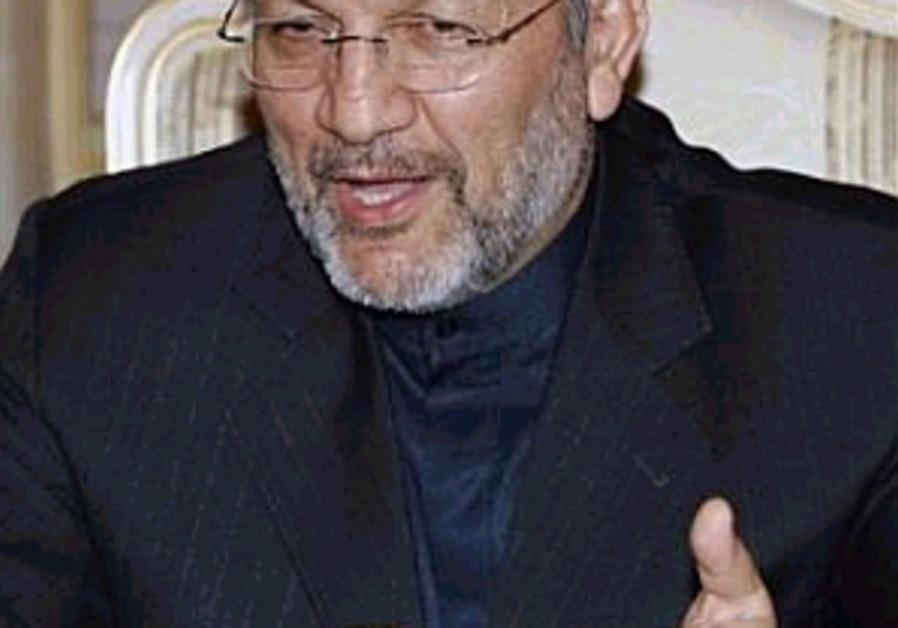 iranian foreign minister manouchehr mottaki 298 88