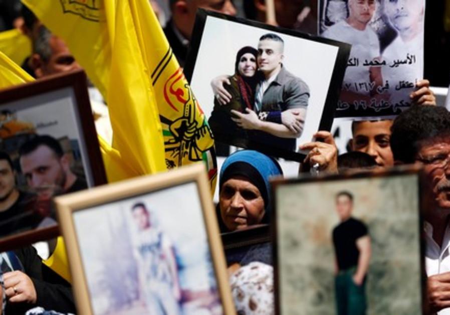 Palestinian Prisoner Day