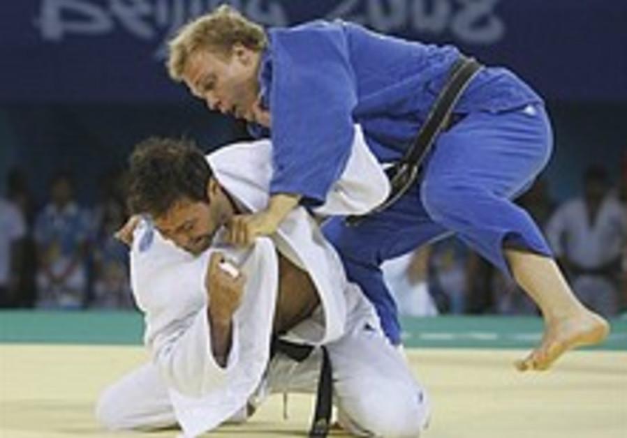 Judo: Ze'evi misses podium
