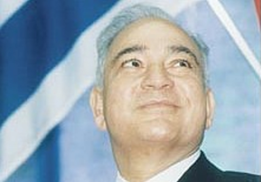 Former Egyptian Ambassador Mohammed Bassiouny