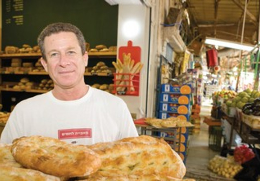 Uri Scheft and his famous bread