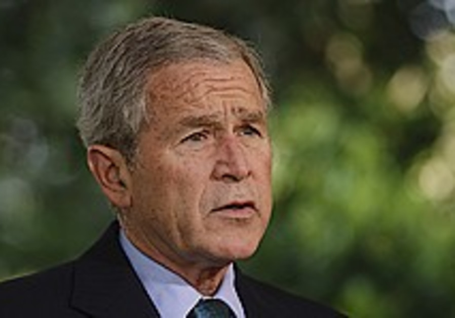 Did Bush save America?