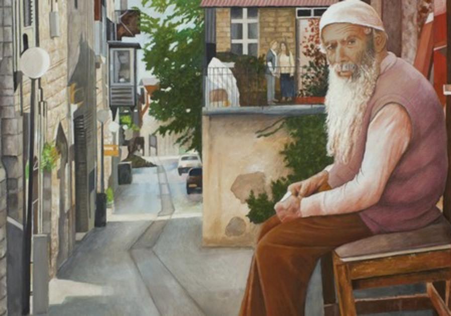 Jerusalem scenes play an important role in Pressburger's art.
