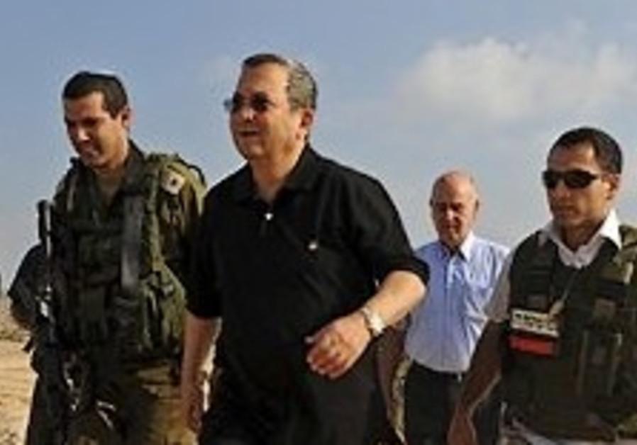 Labor to keep faith with Barak