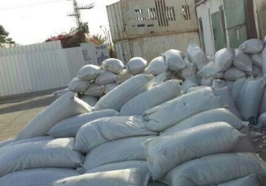 Nice Guy chemicals seized in Beersheba.