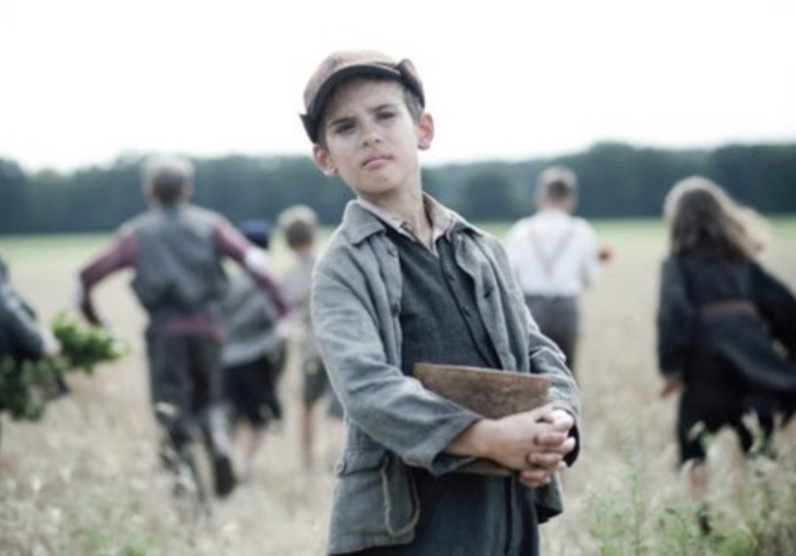 The boy who ran for three years to escape the Holocaust