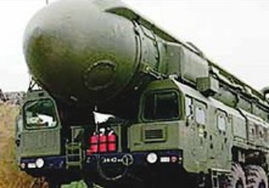'Russia may arm Baltic fleet with nukes'