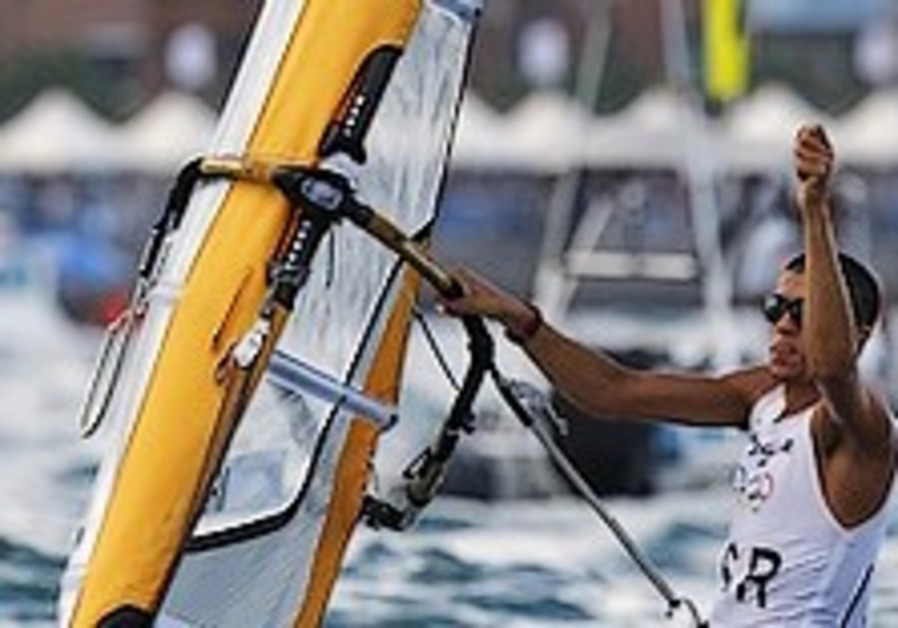 Windsurfing: Zubari still sits in first after Day 2