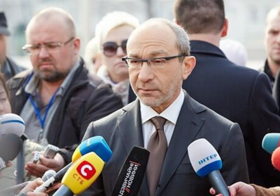 Ukrainian Mayor Gennady Kernes