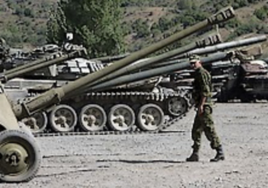 Russia: Troop pullout to begin Monday