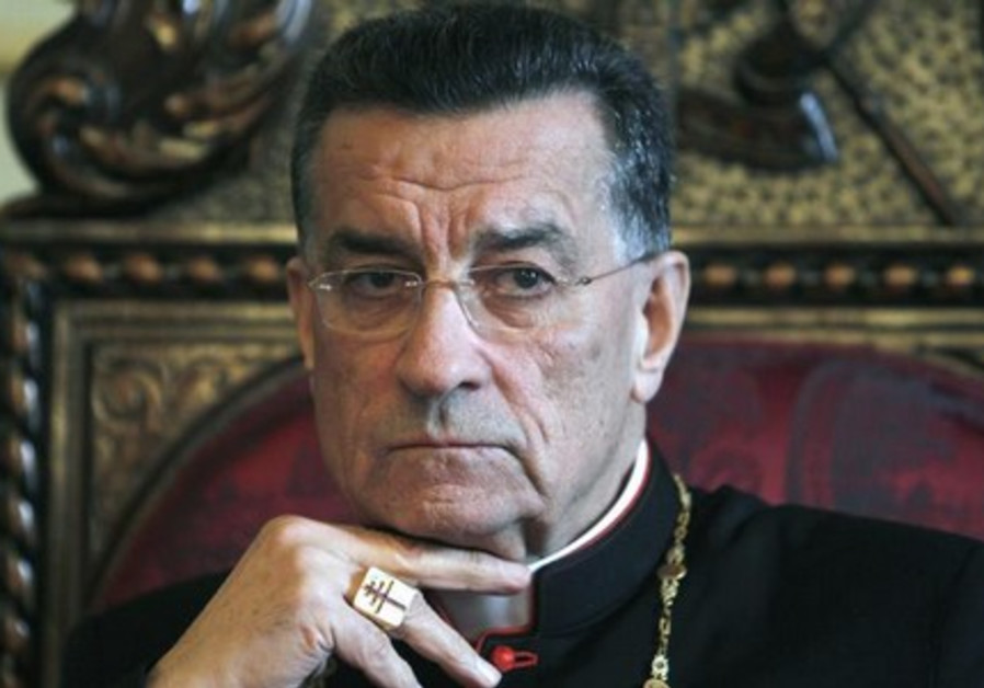 Lebanese Maronite patriarch