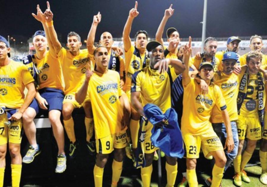 Maccabi Tel Aviv wins second straight Premier League championship