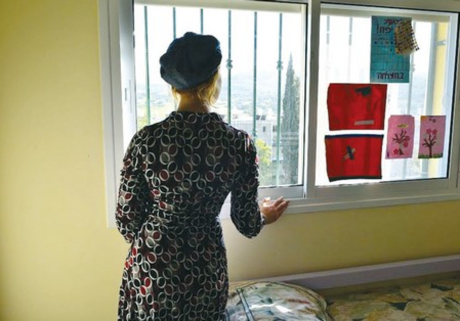 BAT MELECH domestic abuse shelter