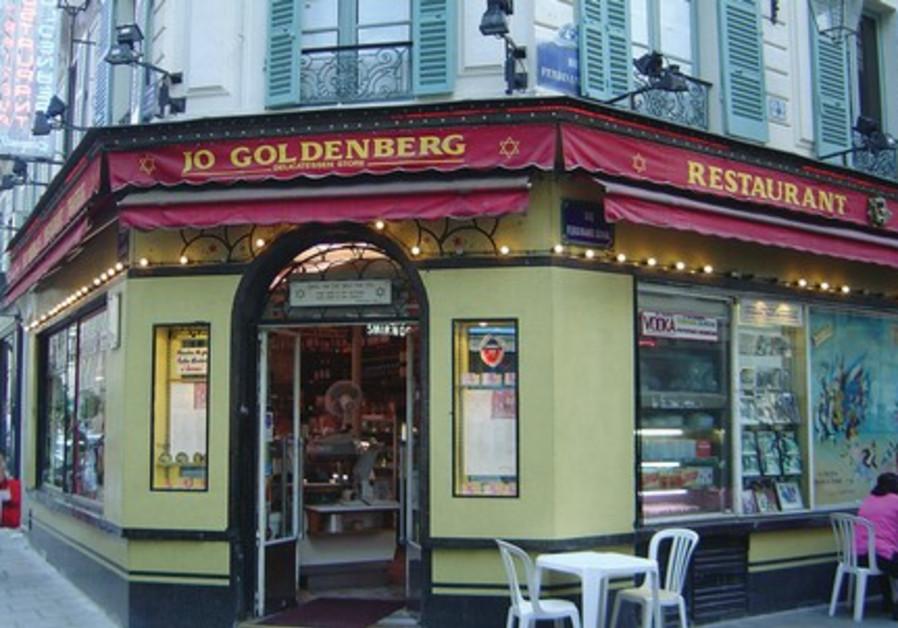 Restaurant Goldenberg Paris
