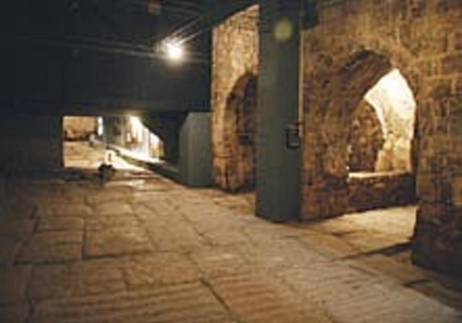 Visits to east Jerusalem sites up dramatically