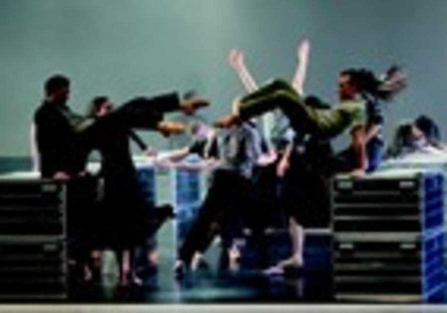 Danseurs du Ballet de Biarritz