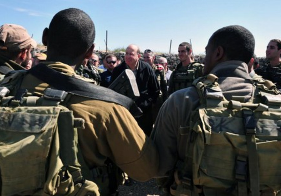 Ya'alon golan hights