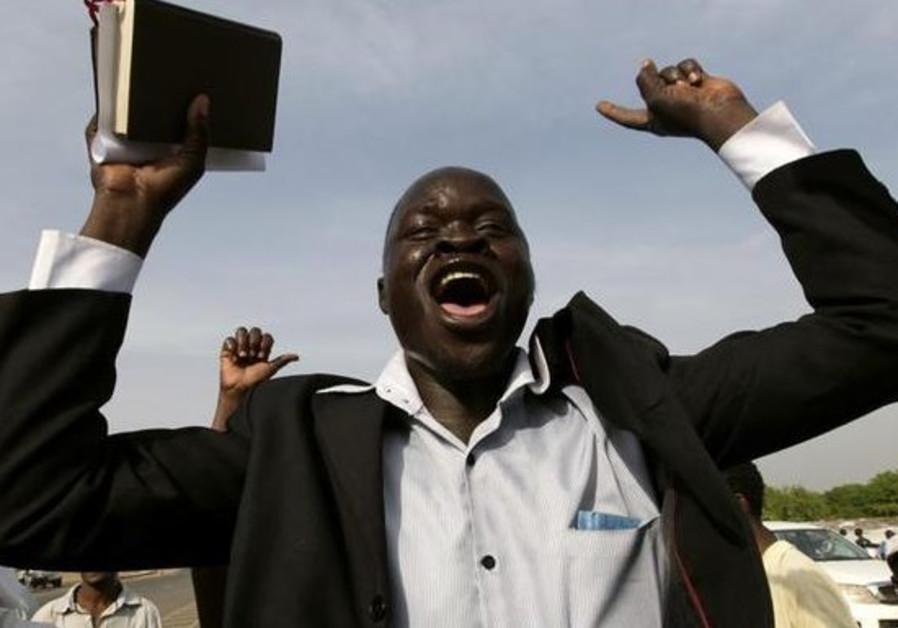 Christians in Sudan.