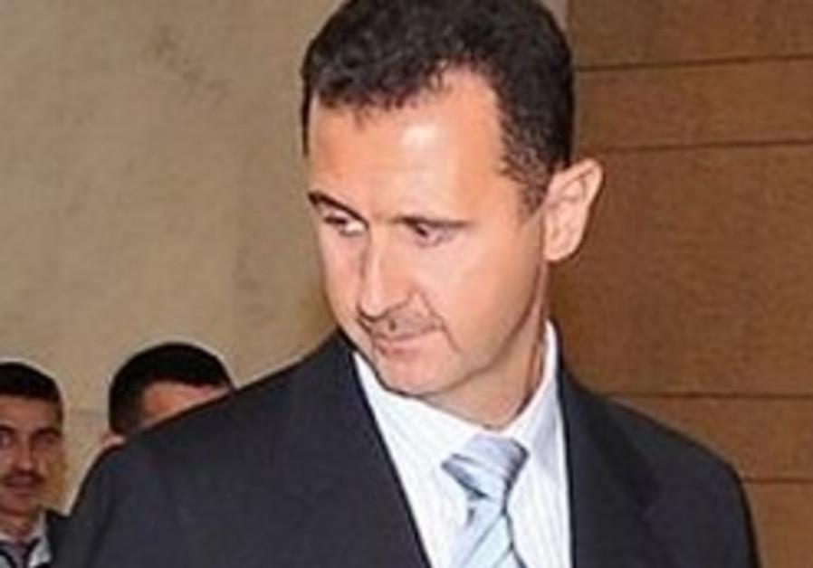 Assad: Peace possible with Netanyahu