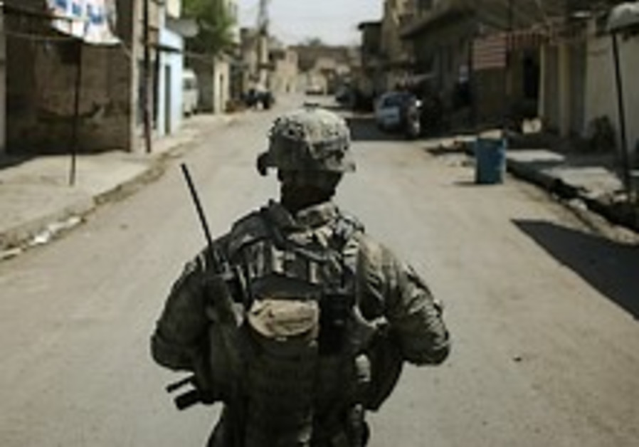 Officials say US, Iraq reach draft troop accord