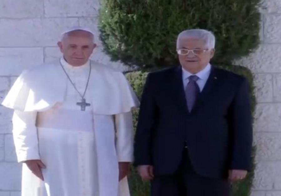 pope bethlehem