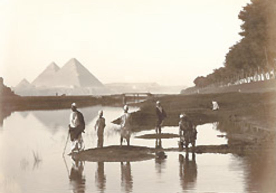 A photo exodus from Egypt