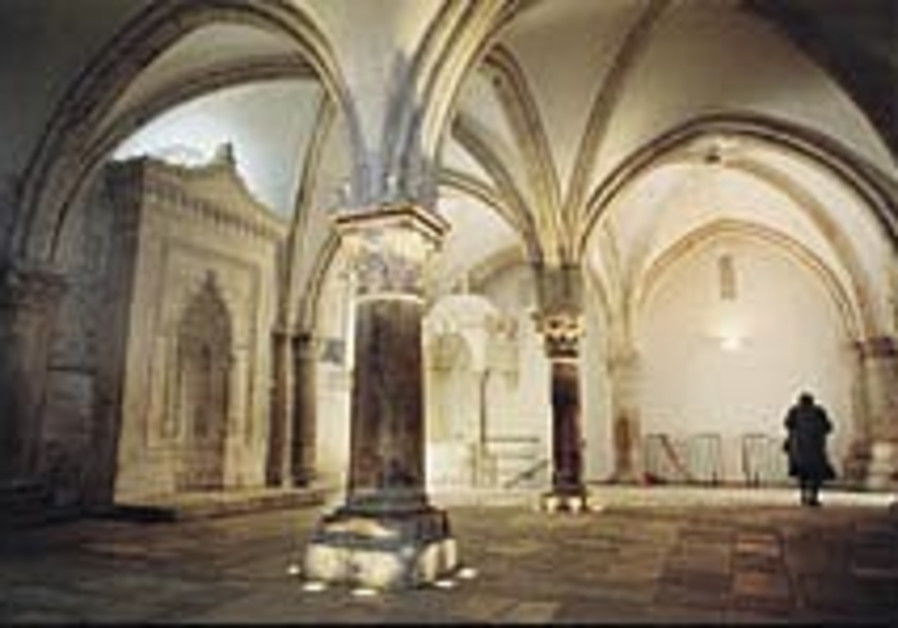 Jews, Christians at odds over Last Supper site construction