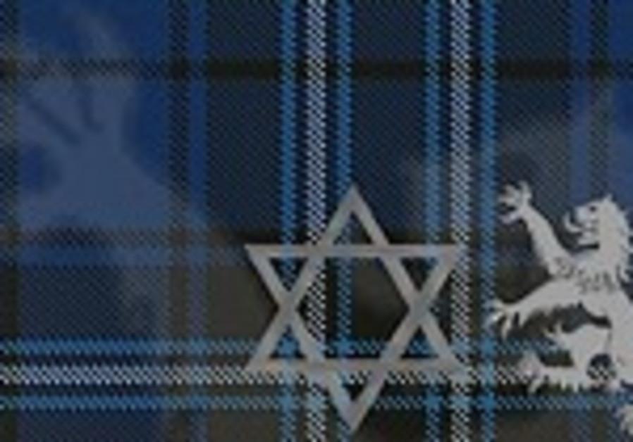"New kilts for Scottish Jews: The invention of the ""Kosher Tartan"""