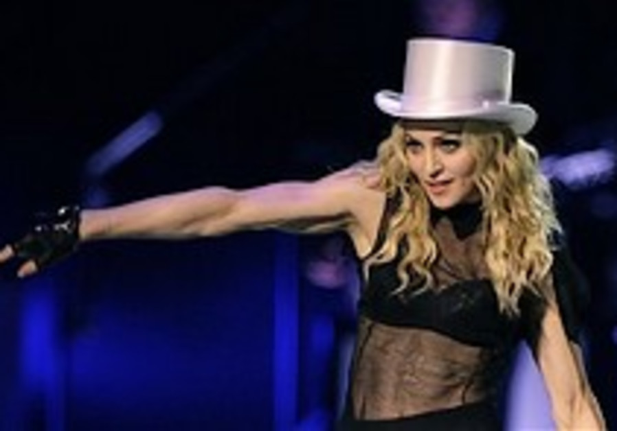 Don't express yourself! Madonna urged to stay away