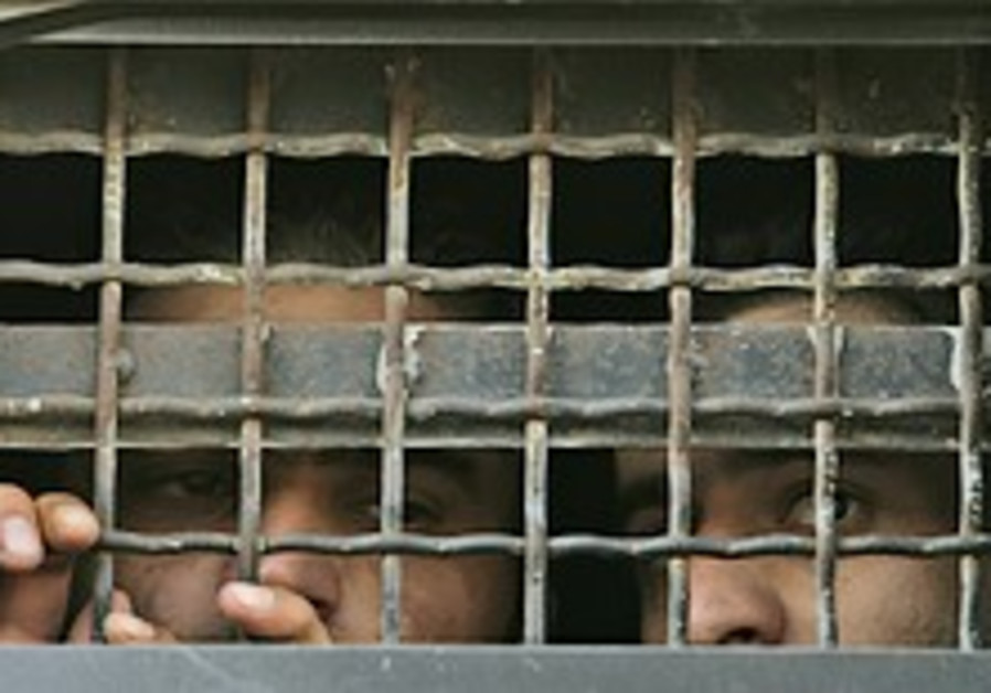 PA requesting that Israel release dozens of prisoners