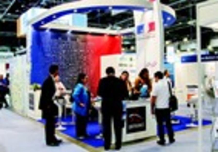 MIXiii a Tel-Aviv: des entreprises des quatre coins du monde etaient presentes au salon