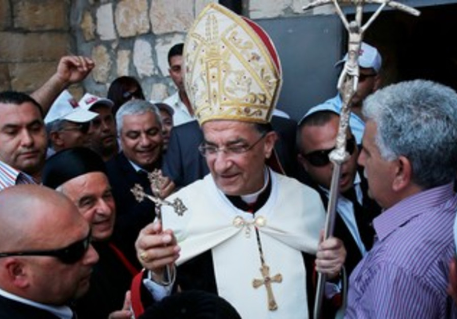 Maronite Patriarch