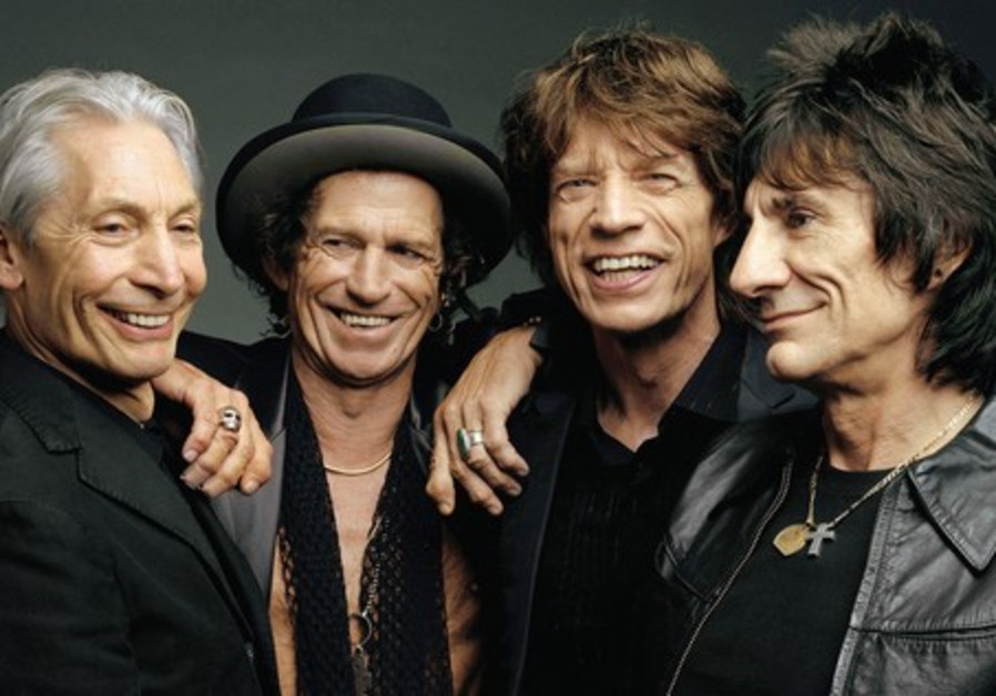 Tel Aviv gets ready for the Rolling Stones