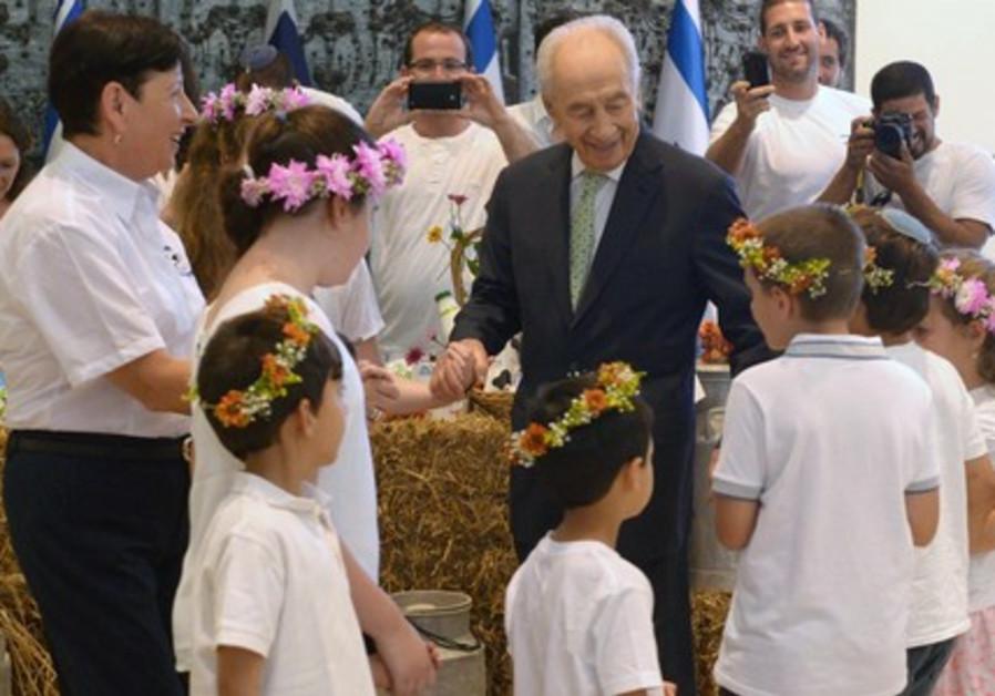 President Peres