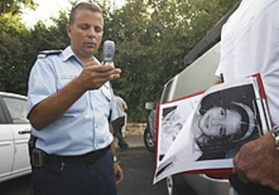 Police search for Rose's body south of Netanya