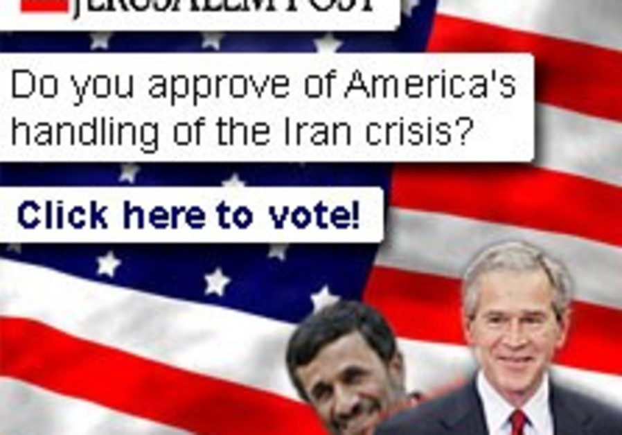 Survey: Most Americans may back strike on Iran