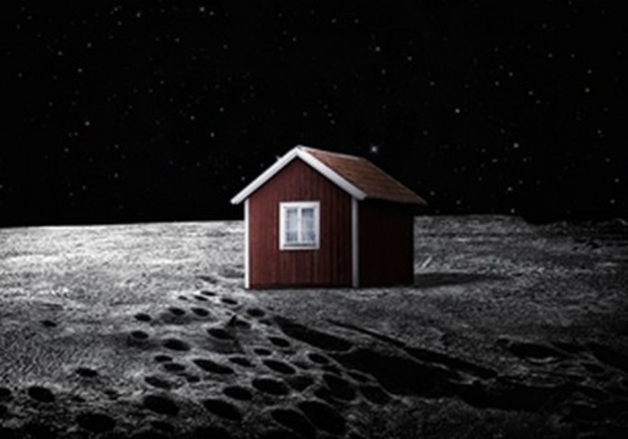 Chabad on the moon