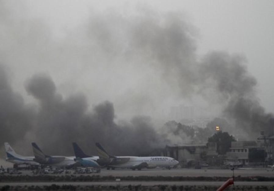 Pakistan taliban airport