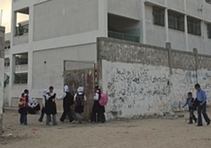 Exclusive: 'No' to UNRWA school 'near Hamas base'