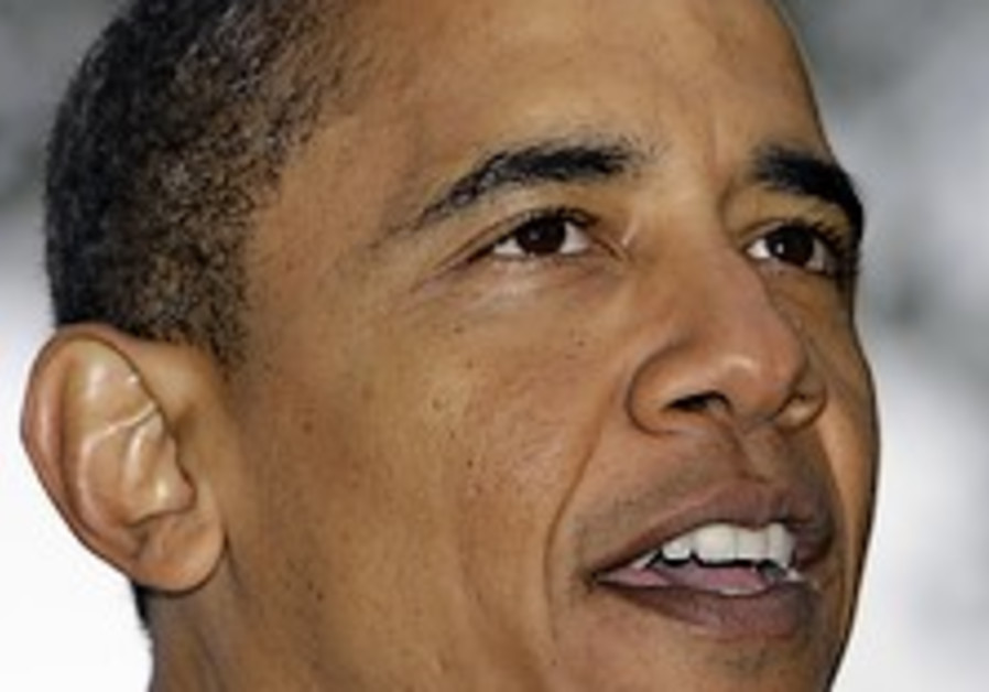 Obama salutes Saudi peace plan, seeks aid in fighting Gaza smuggling