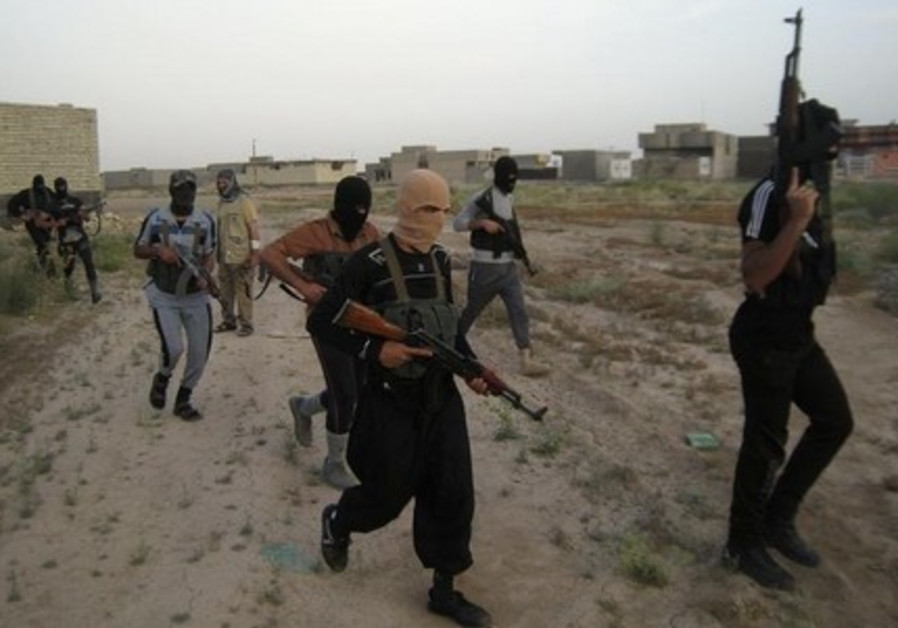 jihadist al-Qaida fighters