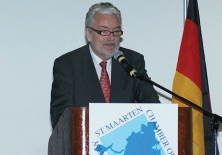 AMBASSADOR HEINZ-PETER BEHR