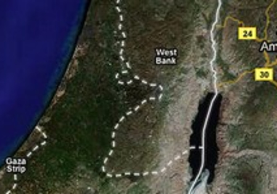 User-generated anti-Israel markings on Google Earth to have to go through new filter