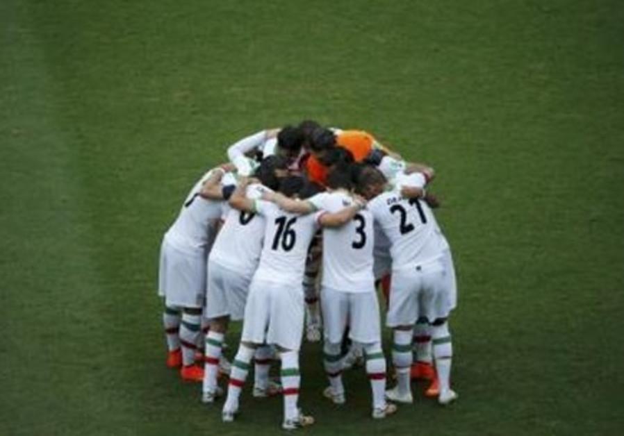 iranian team